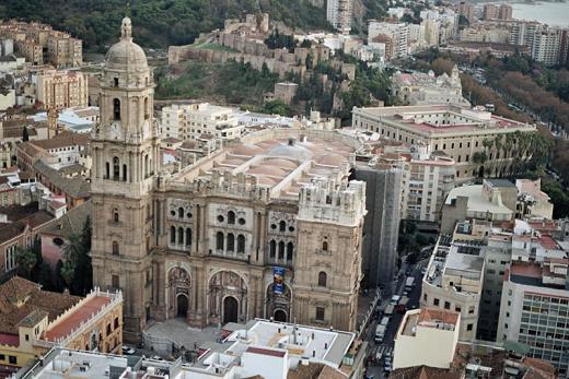Malaga to Praia da Rocha Algarve Portugal Private Transfer